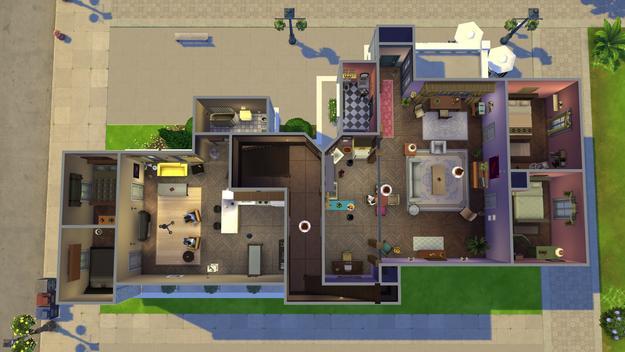 Friends Sims (12)