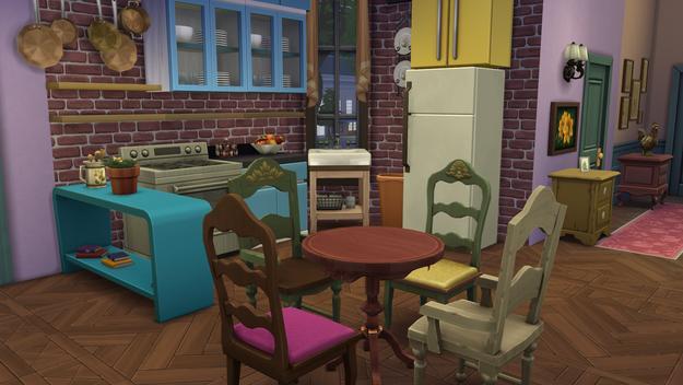 Friends Sims (5)