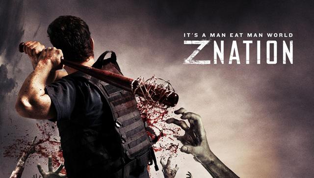Z Nation bat