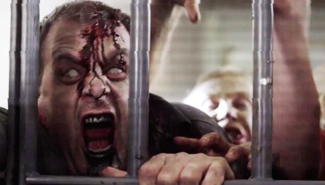 Z Nation zombie