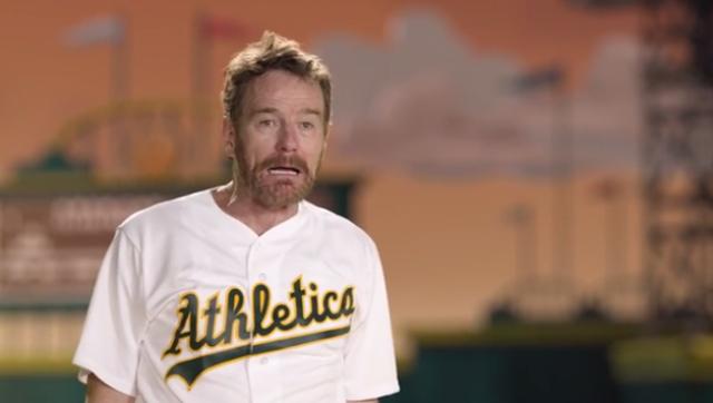 bryan Cranston baseball