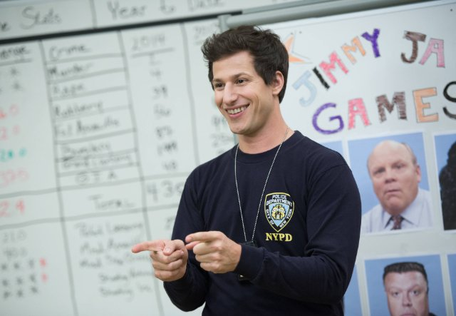 Brooklyn Nine Nine Peralta