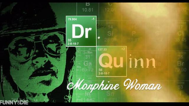 Quinn morphine