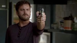 The Affair - Pacey con la pistola