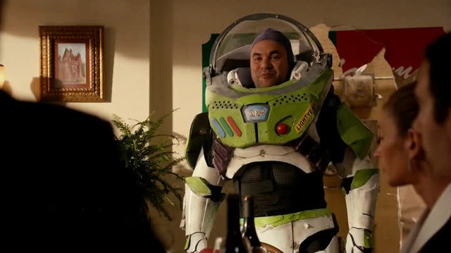 Cougar Town - Buzz lightyear