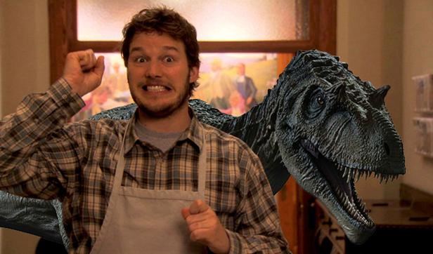 Jurassic parks & rec