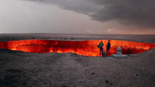 Man seeking Woman inferno