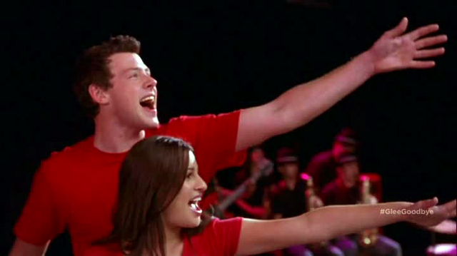 Glee finale (2)