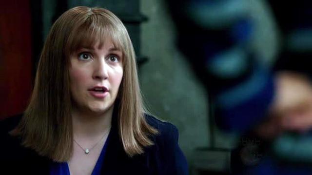 Scandal Lena Dunham