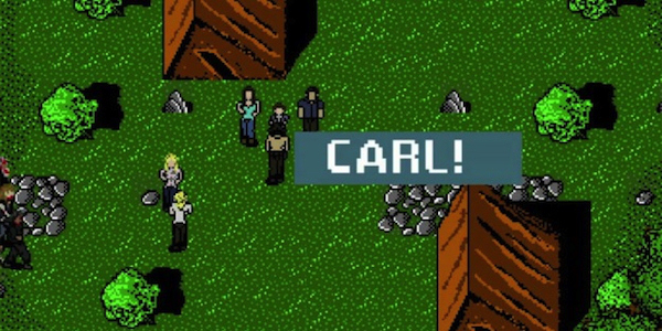 TWD Arcade 8 bit