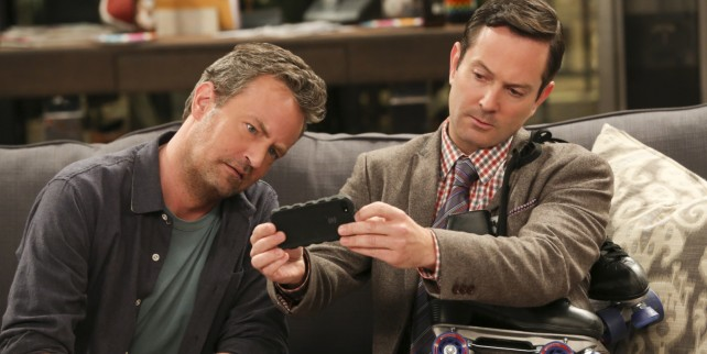 The Odd Couple Matthew Perry (3)