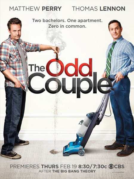 The Odd Couple Matthew Perry (4)