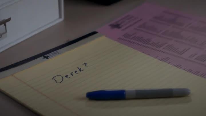 Grey's Derek