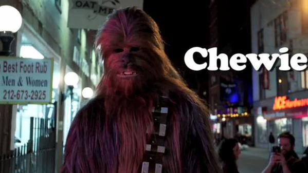 Louie Chewbacca