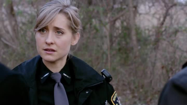 The Following Alison Mack