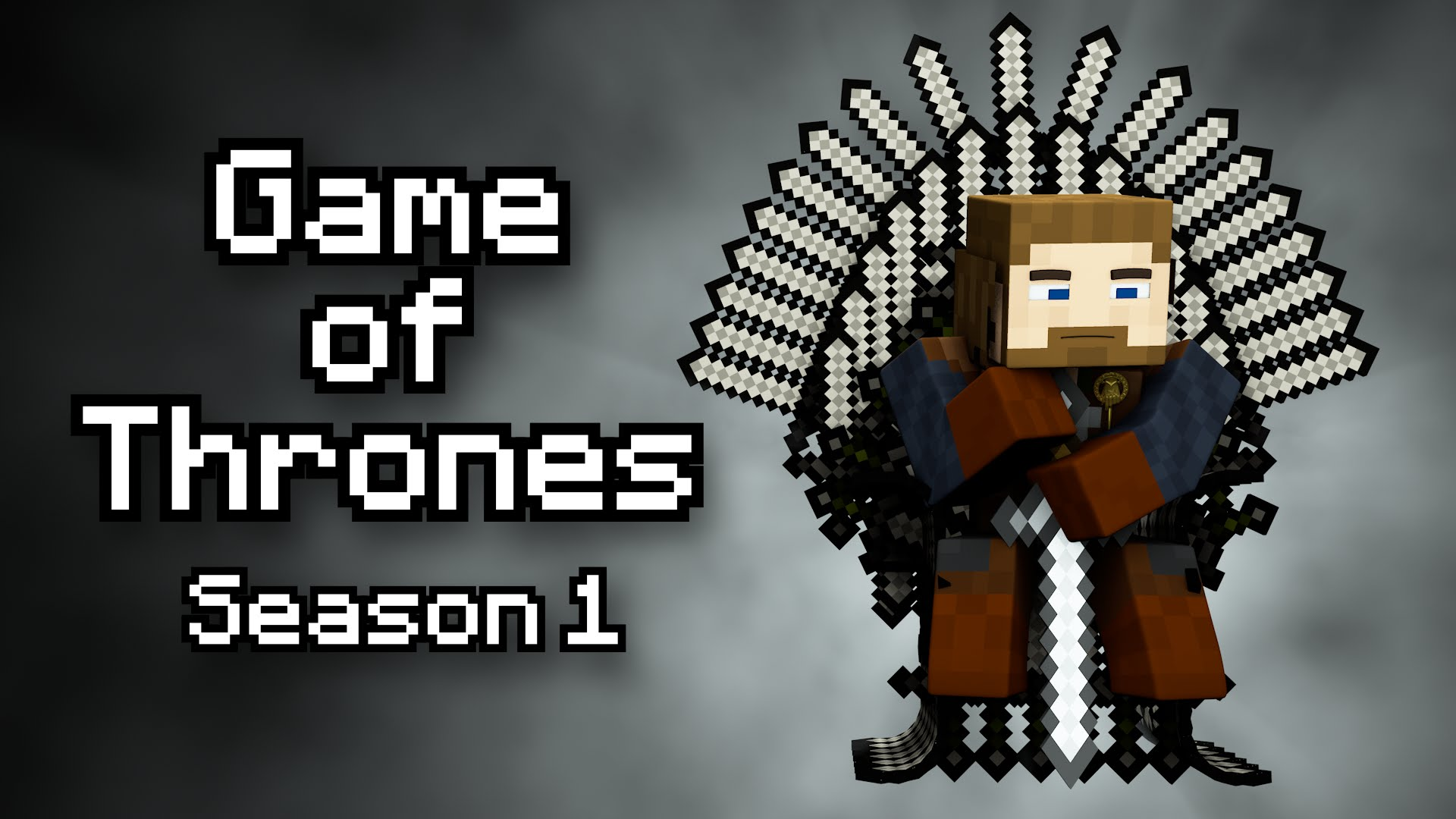 game of thrones minecraft parody