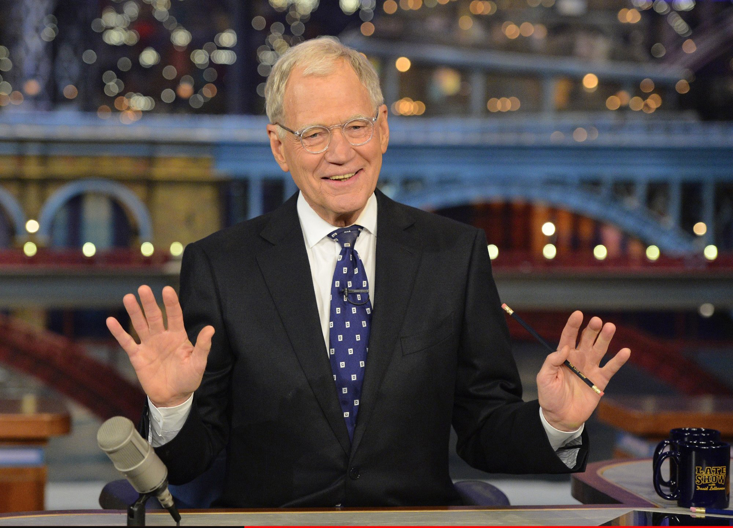 Image: The Late Show with David Letterman