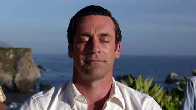 Mad Men Don Draper series finale