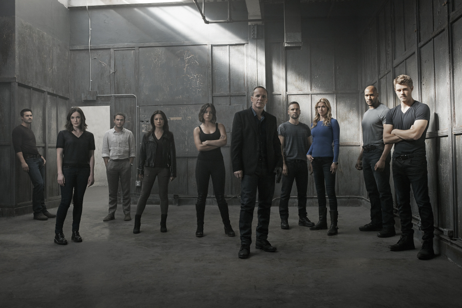 Agents of Shield (4)