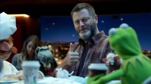 The Muppets nick  offerman
