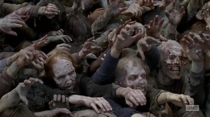 The Walking Dead Thank You (4)