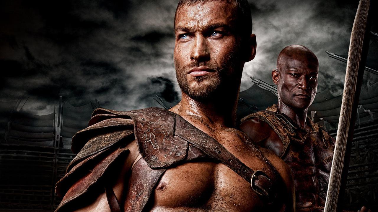 Spartacus Starz (3)