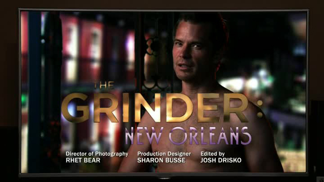 The Grinder Olyphant