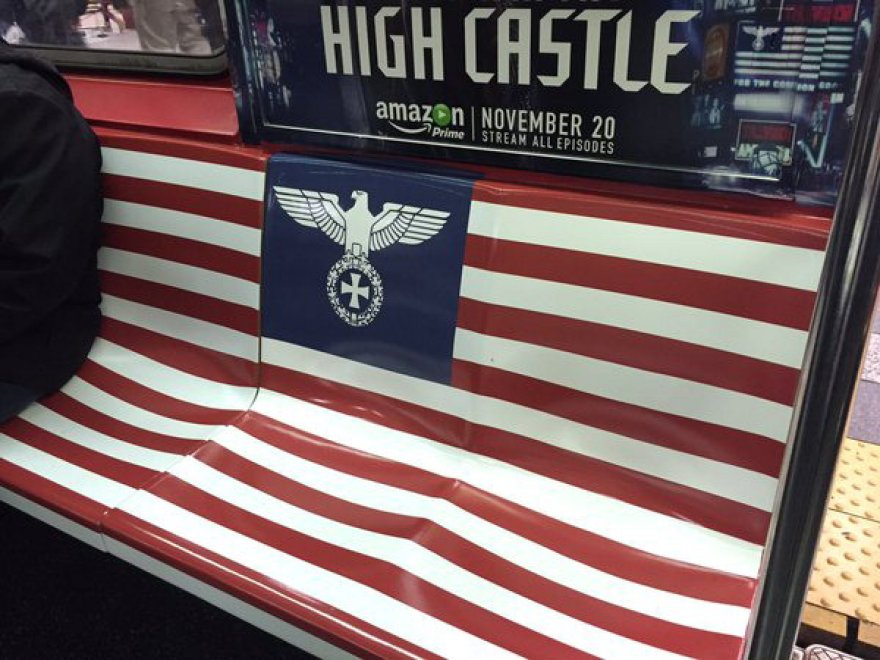 The man in the high castle metro (1)