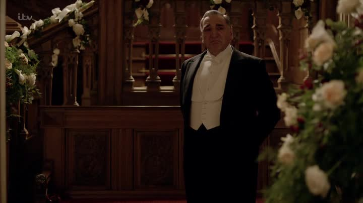 Downton Abbey finale carson