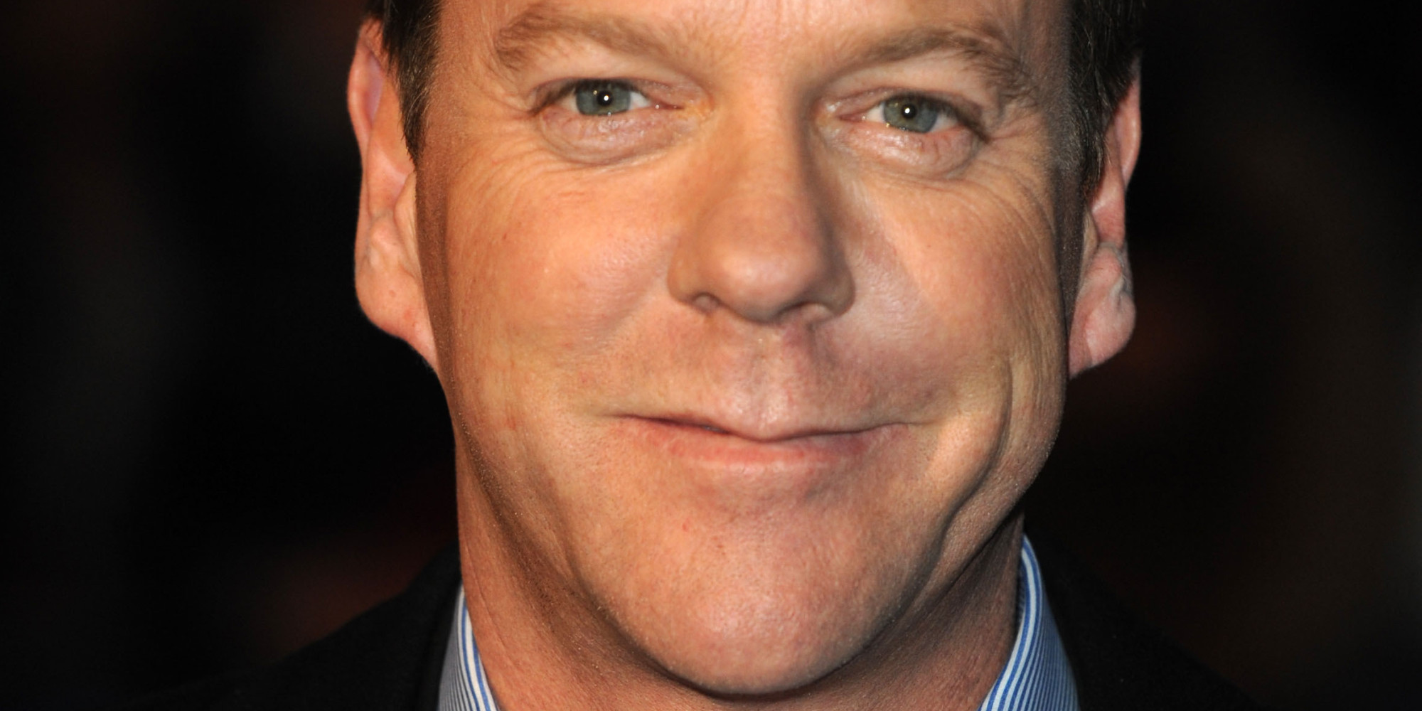 Embargoed to 0001 Friday February 6 File photo dated 11/03/09 of Kiefer Sutherland who has said he will not be tuning in to the new series of 24, admitting he has not watched himself on screen for almost 30 years.