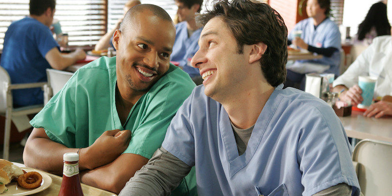 Scrubs jd e turk