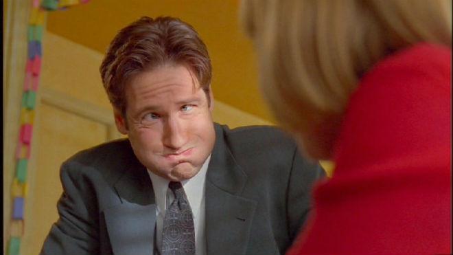 Mulder funny