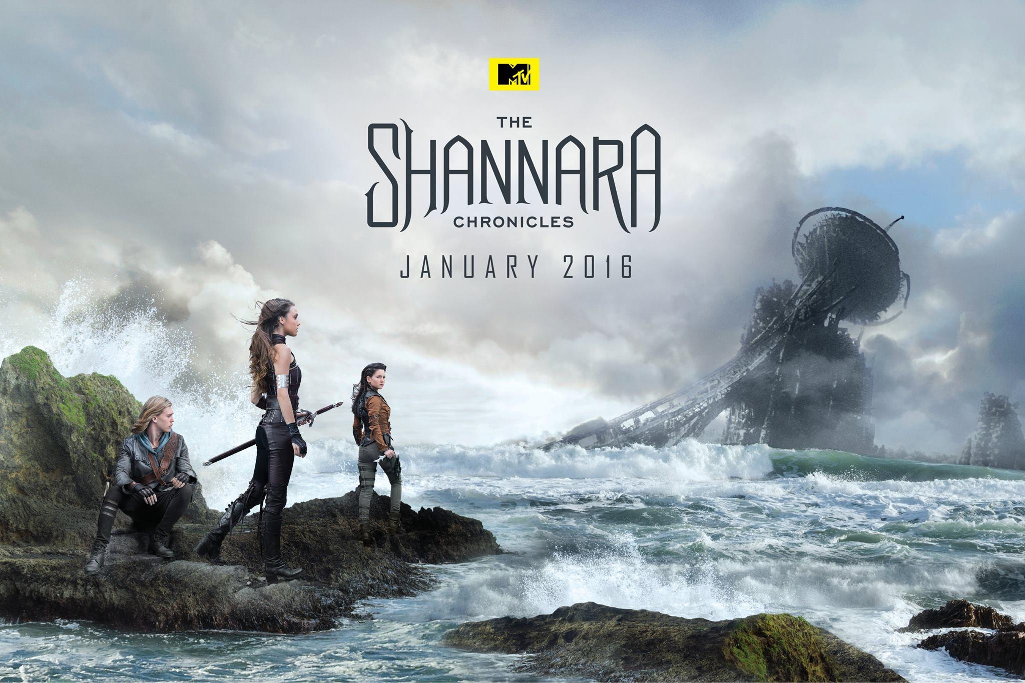 Shannara (2)
