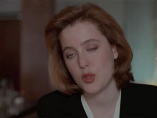 Scully funny