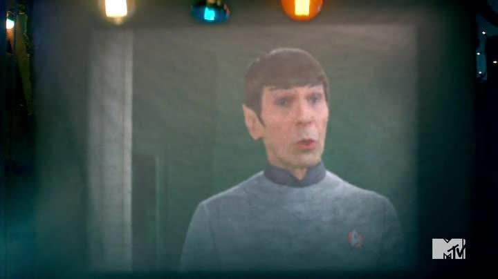 Shannara Spock