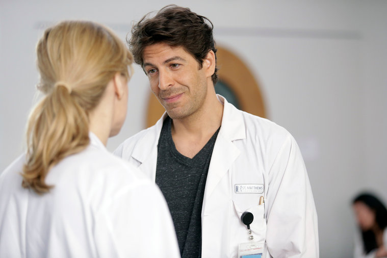 "HEARTBEAT -- ""Pilot"" -- Pictured: Don Hany as Dr. Jessie Shane -- (Photo by: Michelle Faye/NBC)"