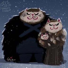 Sam Tarly, Gilly e il piccolo Sam