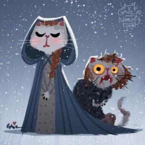 Sansa e Theon/Reek