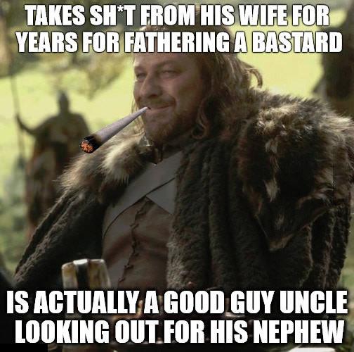 Ned Stark good guy