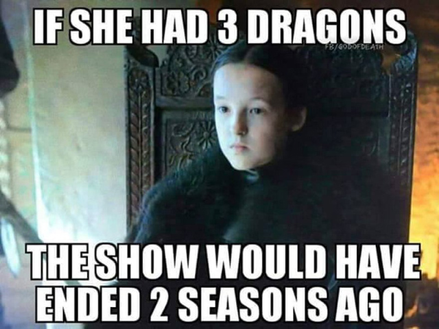 lyanna dragons