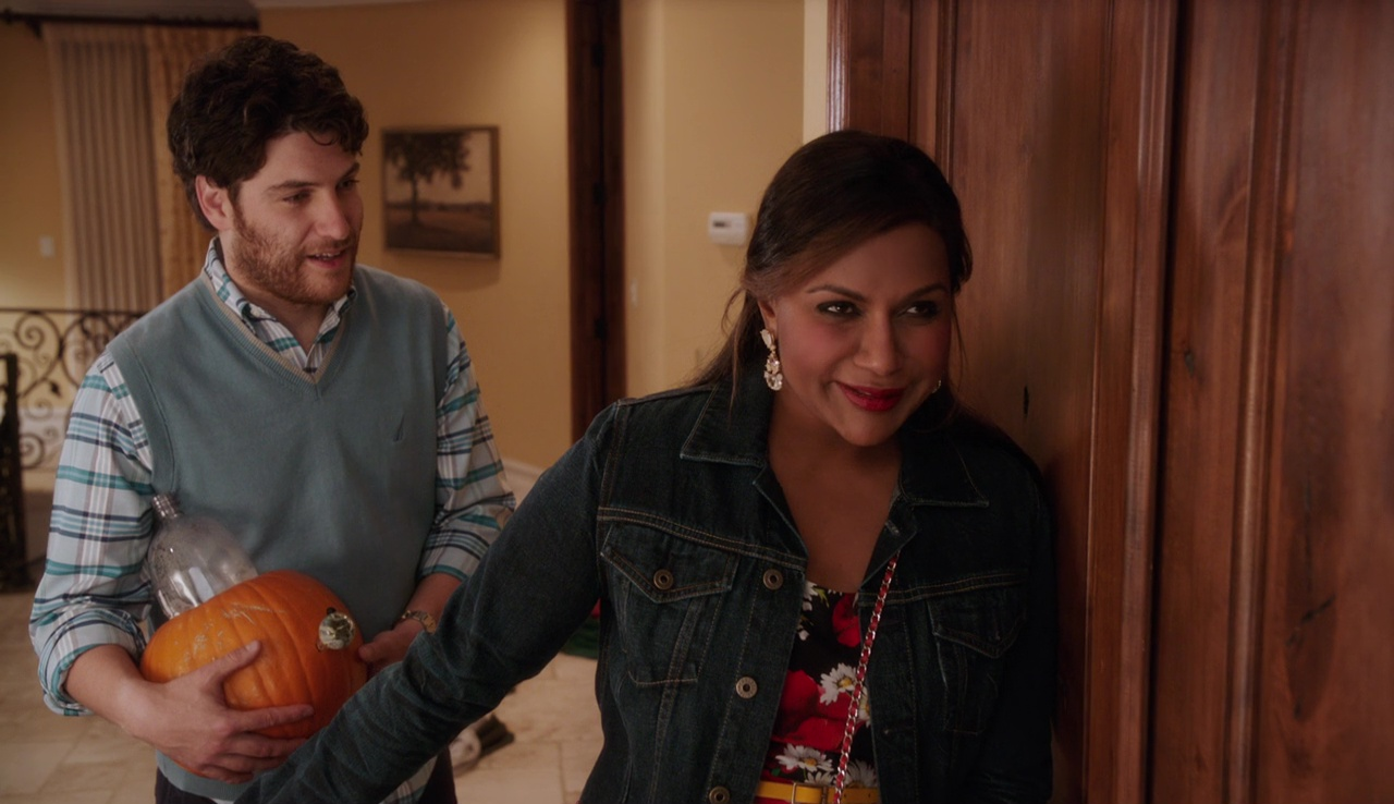 mindy project peter