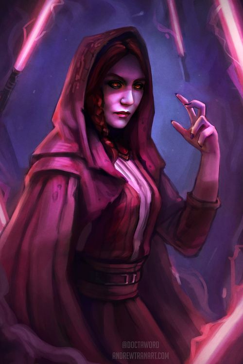 Melisandre, Sith Lord of the Light