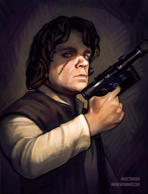 Tyrion Lannister the Imp Scoundrel