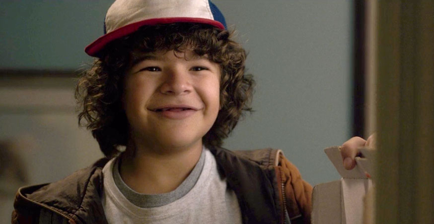 Gaten Matarazzo Dustin Stranger Things