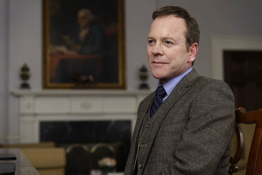 Designated Survivor (3)