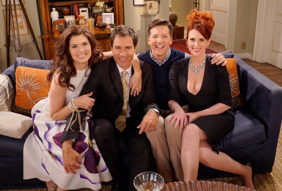 Will & Grace reunion
