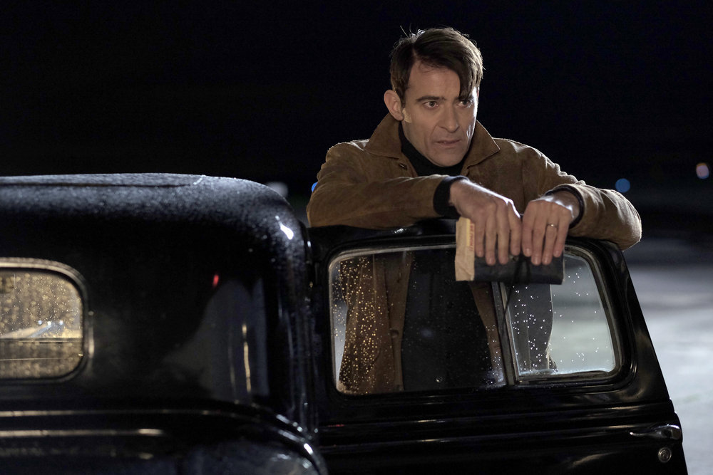 "TIMELESS -- ""Pilot"" -- Pictured: Goran Visnjic as Garcia Flynn -- (Photo by: Joe Lederer/NBC)"