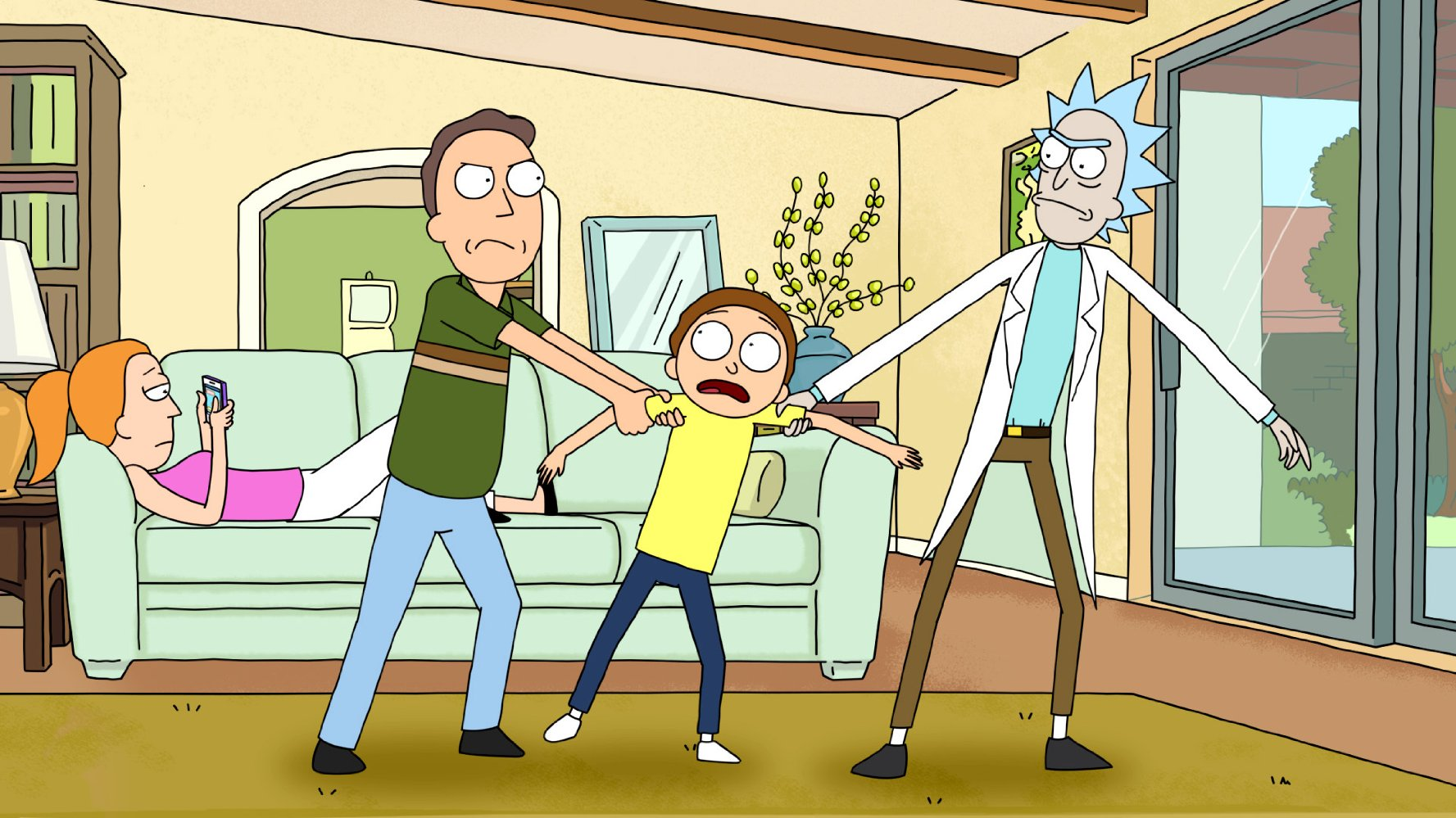 Rick and Morty (2)