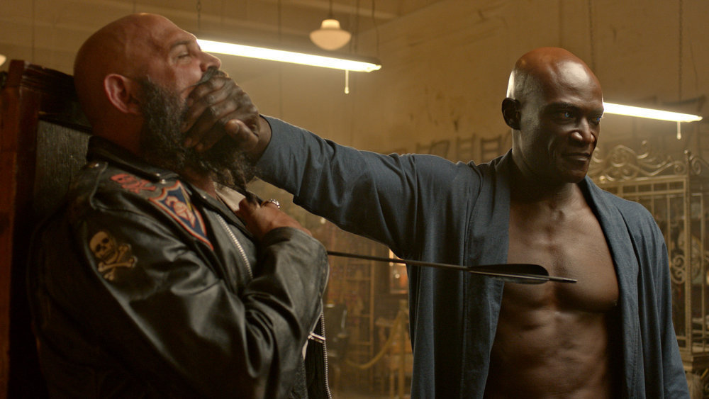 "MIDNIGHT TEXAS -- ""Pilot"" -- Pictured: Peter Mensah as Lemuel -- (Photo by: NBC)"