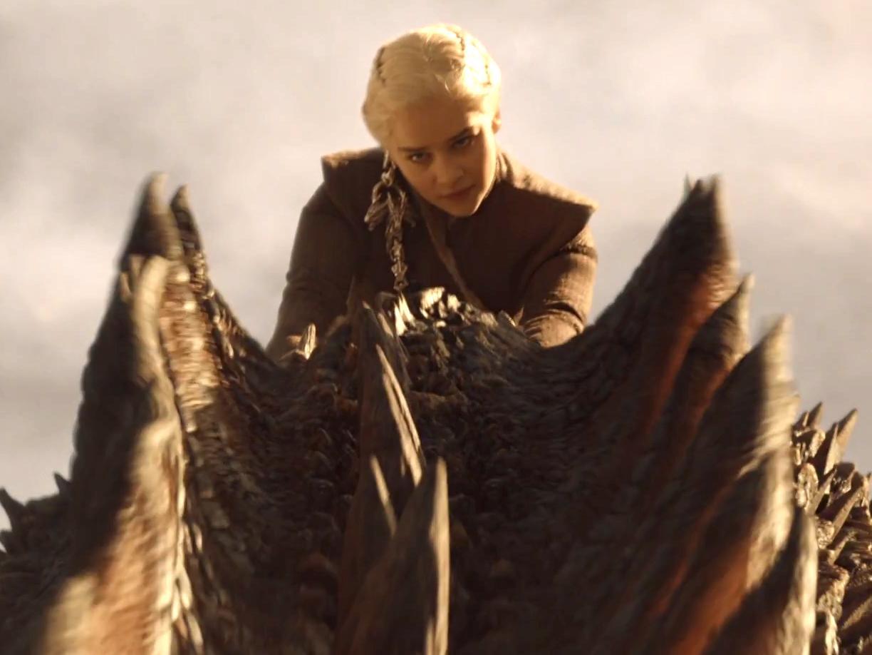 Khaleesi drago